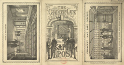 Advertisement for the Chancery Lane Safe Deposit